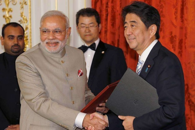Japan Pledges USD 33.8 Bn for Infrastructure Projects in India