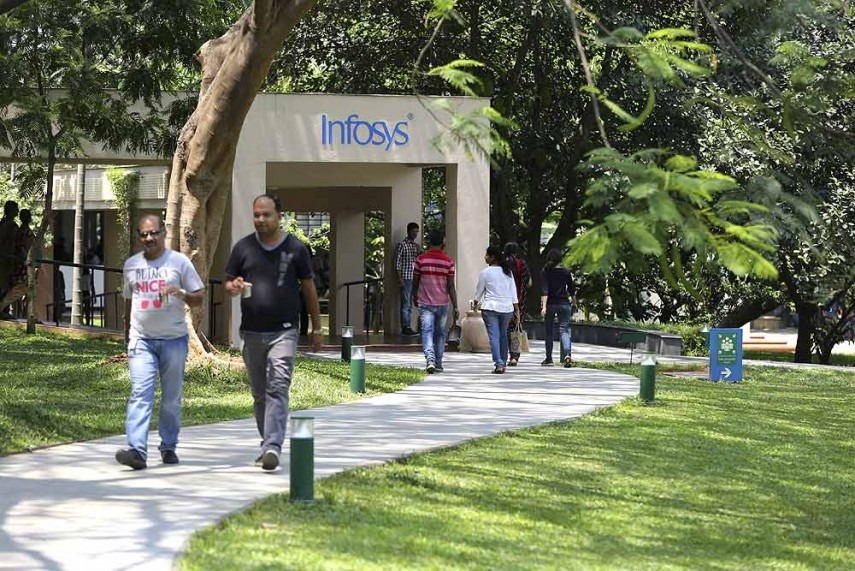 Infosys denies promoters selling stake in company