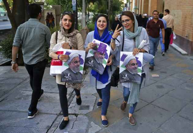 Polls open in first Iran presidential vote since nuclear deal