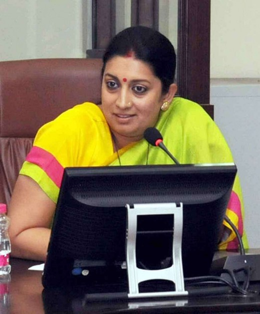 Govt to Pull Dropouts Back Into Education: Irani