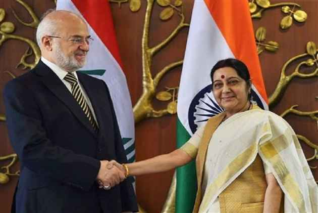 Iraqi Minister arrives on India visit, talks to focus on missing Indians