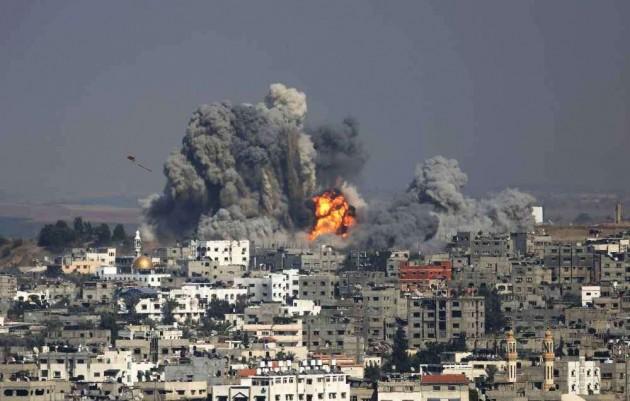 Death Toll in Gaza Crosses 1,300, UN School Hit