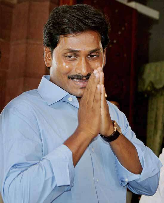 Jagan Not to Be Part of Naidu's 'Pompous' Swearing In