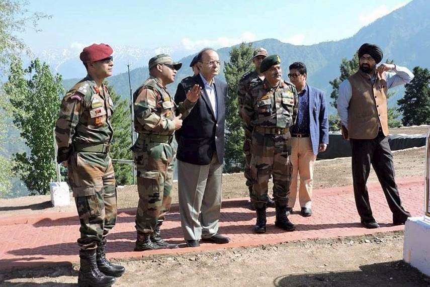 Army Will Give Adequate Response to Border Violations: Jaitley