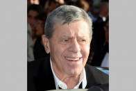 American Entertainer Jerry Lewis Dies At 91