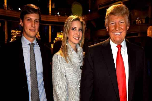 Trump son-in-law Kushner under FBI scrutiny in Russia probe - media reports