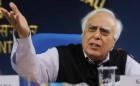 Sibal Gets Additional Charge of Law, Joshi Gets Rail