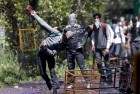 J&K: Clashes Erupt Between School Students And Security Forces In Pulwama