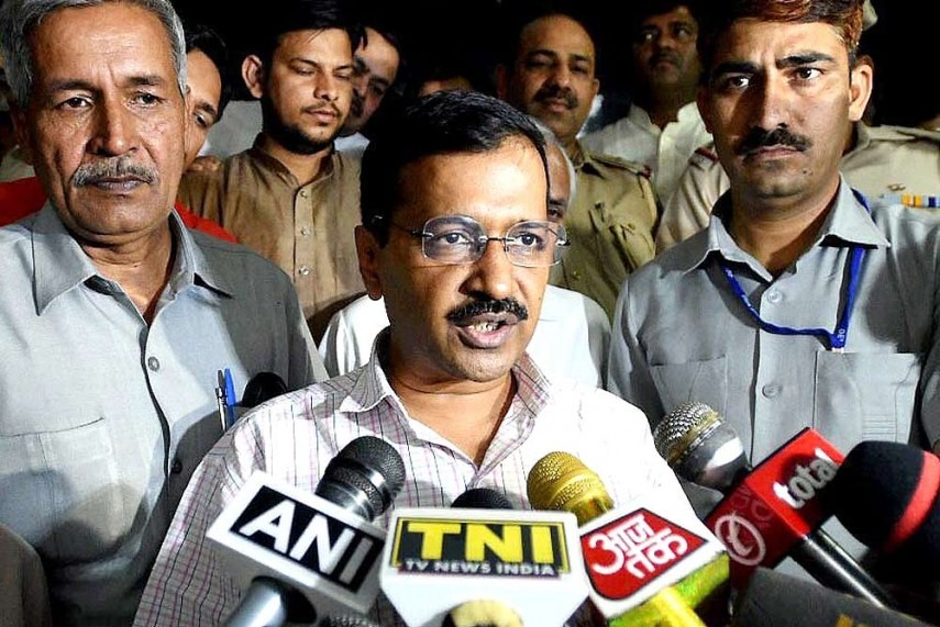 You'll Be Risking Your Children's Lives If You Vote for BJP, Warns Kejriwal