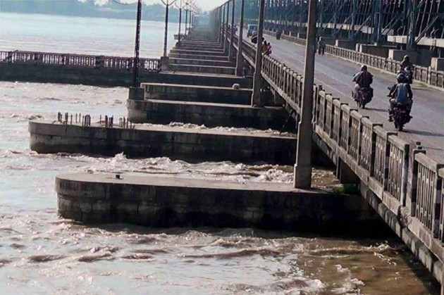 Kosi Flood Threat Blows Over, Alert Withdrawn From Six Districts