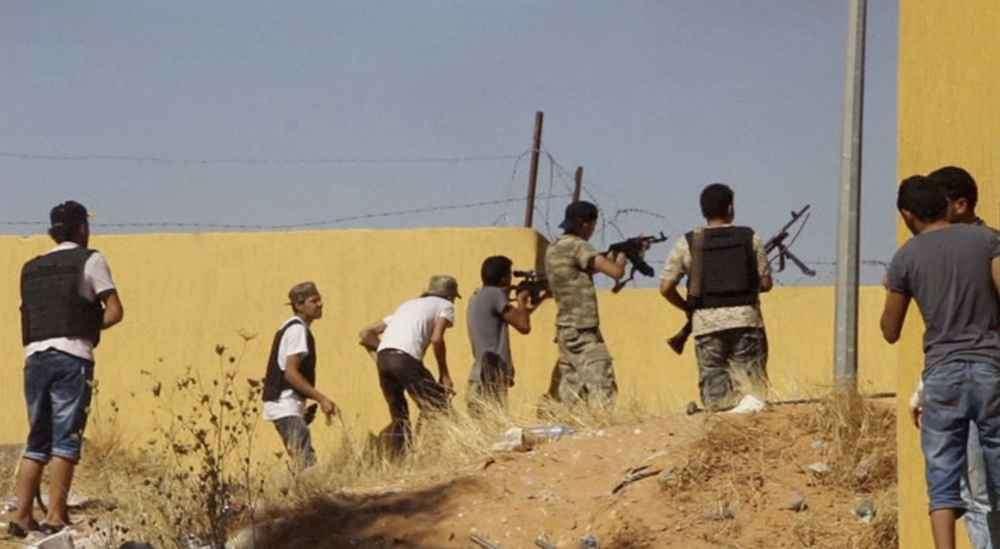 Libya Islamists Seize Key Benghazi Army Base