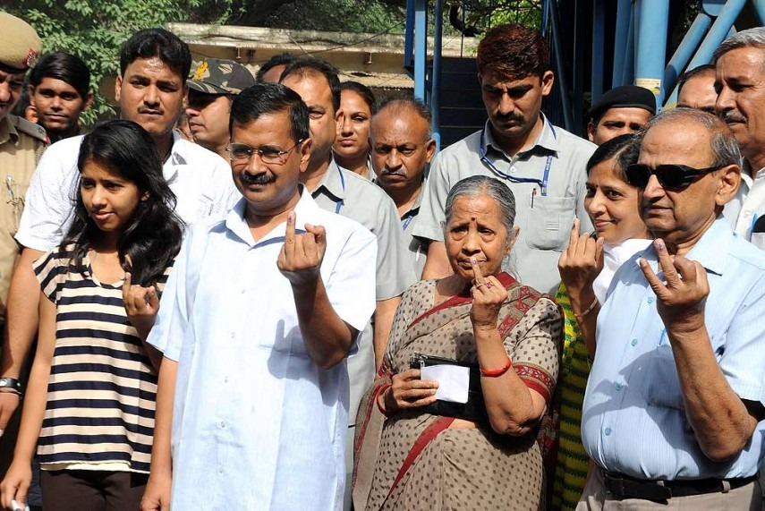 Kejriwal: Prepare for 'Movement' if Exit Poll Results Prove True