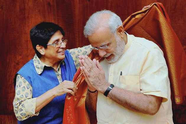 Puducherry Assembly wants to cut power of Lt Governor Kiran Bedi
