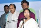 Bengal Not Afraid of BJP's Intimidation: Mamata Banerjee
