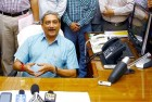 Rs 10 Royalty for Every Photo You Take: Parrikar Jests With Journos