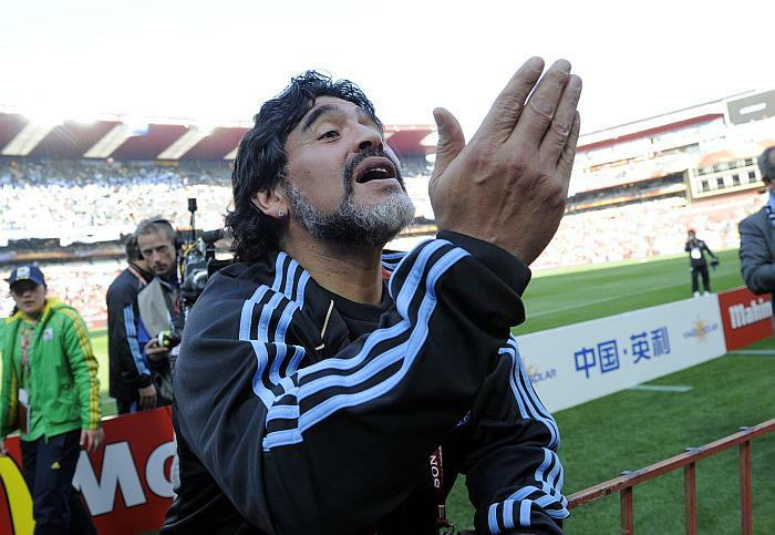 maradona essay Find out why diego maradona is called the 'hand of god' on biographycom this soccer star was voted the top player of the 20th century.