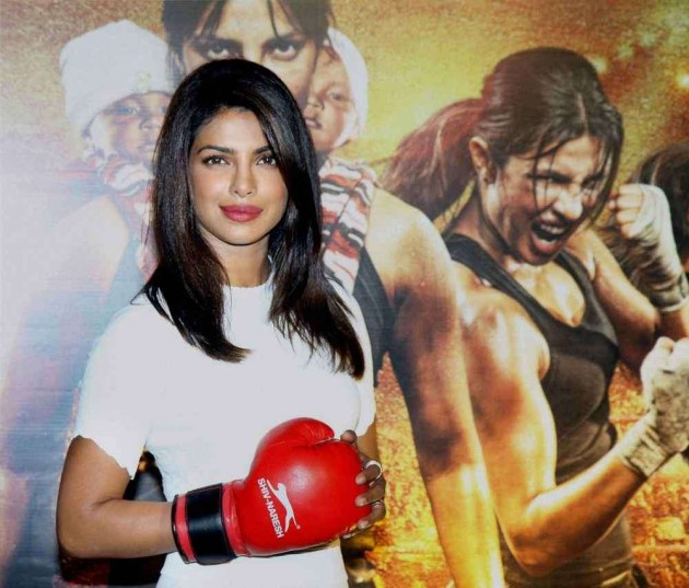 Part of My Soul Went Into 'Mary Kom': Priyanka