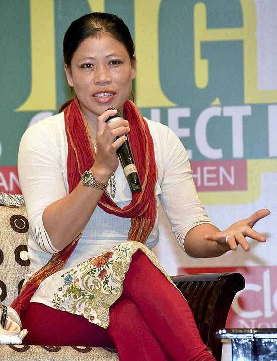 Mary Kom Lends Support to PETA Campaign for Elephants