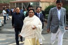 BJP Targeting Me For Raising EVM Tampering, Open To Help From Other Parties On Issue, Says Mayawati