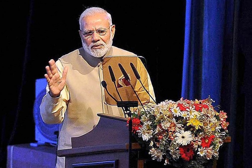 Last 3 Years Have Transformed People's Lives, Says PM Modi