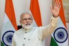 PM Modi Speaks to French President-Elect Macron