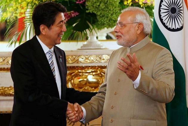 Modi Takes a Swipe at China in Japan