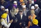 Modi, Ghani Visit Golden Temple