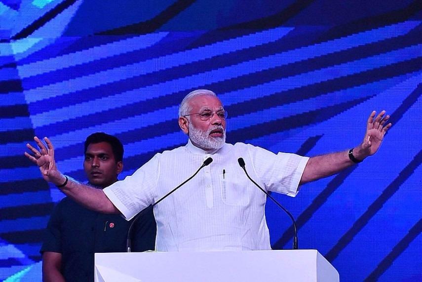 PM Narendra Modi reviews progress of Namami Gange programme