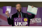 UKIP's Farage Prefers Indian Immigrants Over Eastern Europeans