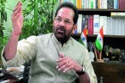 No Atmosphere Of Fear Or Insecurity Among Minorities, Says Mukhtar Abbas Naqvi