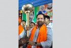 'Instead of Blaming EVM, Respect People's Mandate', Says Union Minister Mukhtar Naqvi