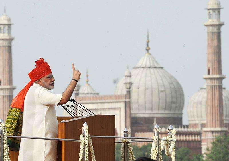 PM Modi Favours Consensus, Calls for Moratorium on Violence