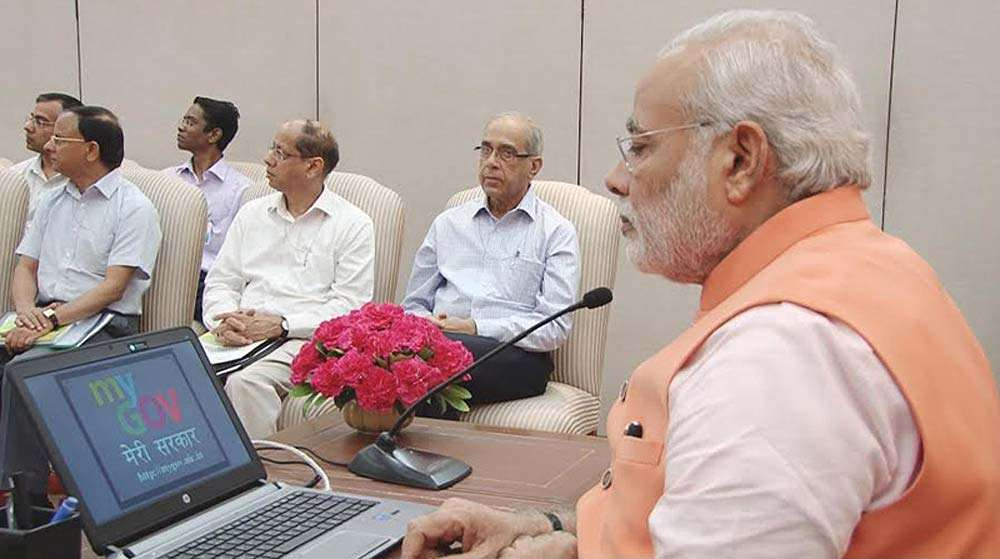 Ministries Asked to Give Inputs for Modi's First I-Day Speech