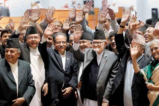 Nepal PM Prachanda Resigns, Paving Way For Deuba
