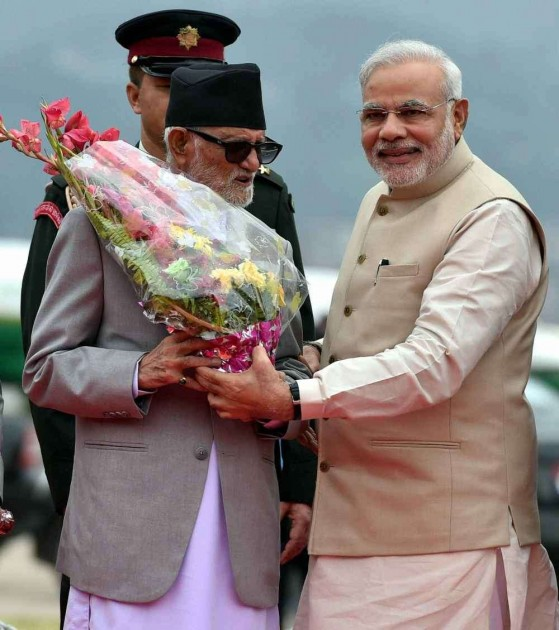 Modi Meets Koirala, Discusses Ways to Boost Bilateral Ties