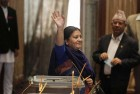 Nepal Elects Vidya Devi Bhandari As Its First Woman President