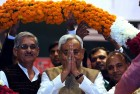 Nitish Meets Sonia, Calls for Opposition Unity to Take on BJP