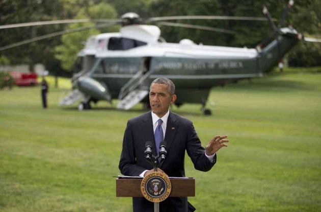 US Leadership Was Never More Necessary Than Now: Obama