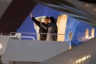 Obama Embarks On India Trip With Wife Michelle Obama