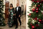 Watch: Obamas Send Their Final Christmas Message From White House