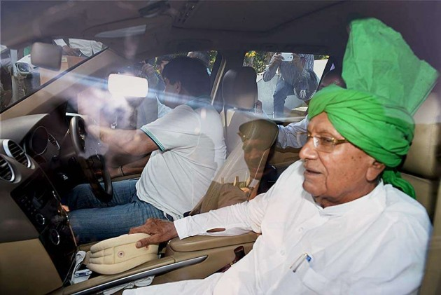 JBT Scam: HC Upholds 10-Yr Jail Term for Haryana Ex-CM, Son