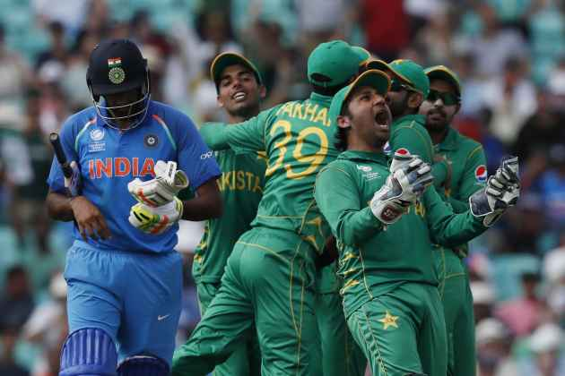 Pakistan Thrash IndiaBy 180 runs, Clinch Maiden Title