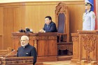 Modi Discovers 'Special Connection' With Mongolian Parliament