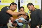 President Pranab Mukherjee Launches Pulse Polio Immunization Programme For 2017