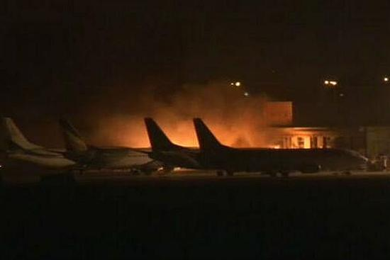 Terrorists Attack Jinnah Airport in Karachi Leaving 29 Dead