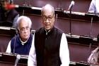 Congress Adjourns Rajya Sabha Over Goa Guv Consulting Jaitley Before Government Formation