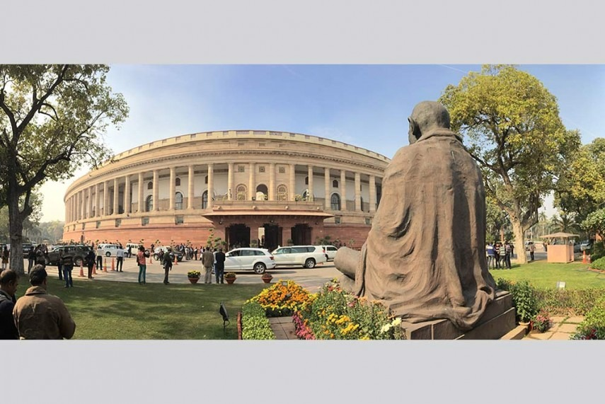 LS Monsoon Session adjourns after passing 14 bills