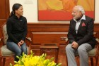 Mary Kom Meets PM, Invites Him For Academy's Inauguration