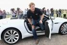 Prince Harry's Motorcade Caught in High-Speed Crash