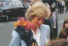 Hand-Written Princess Diana Letters Break Estimates At Auction